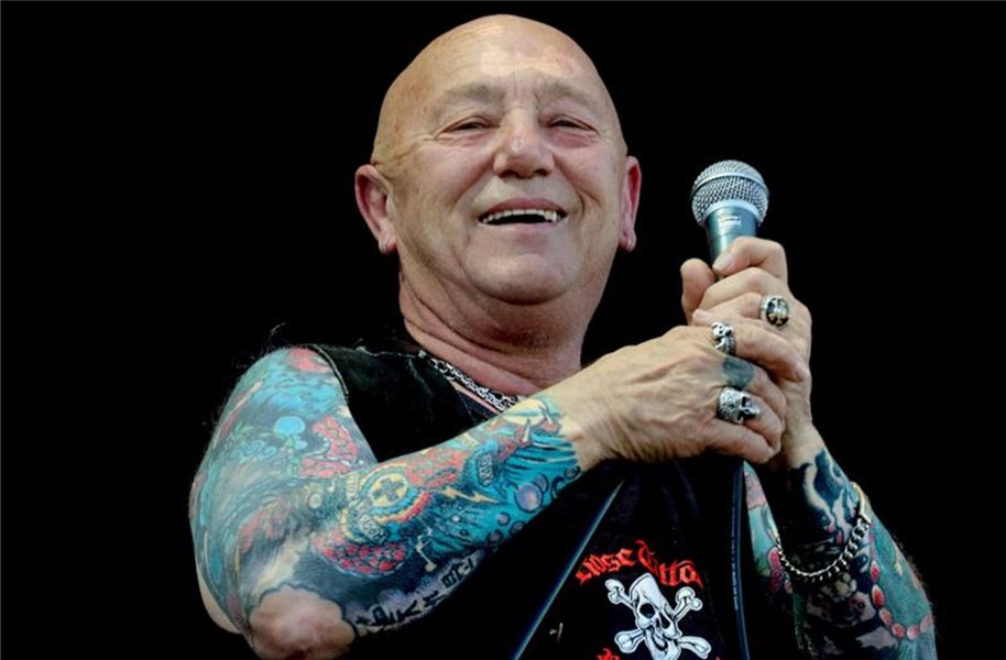 Angry Anderson: Rose Tattoo verdanken AC/DC alles