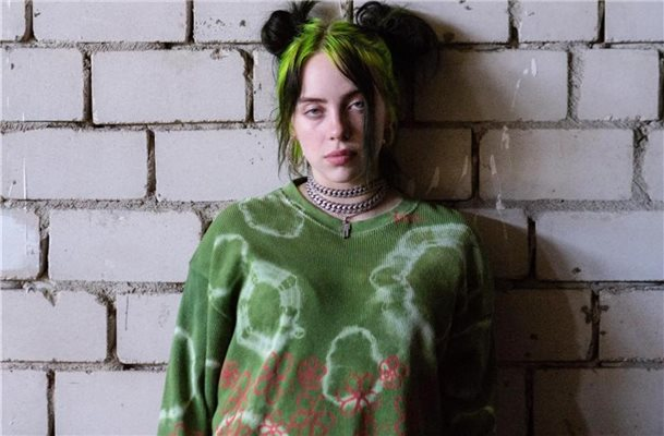 Billie Eilish: Der US-Shootingstar hat wieder Spaß