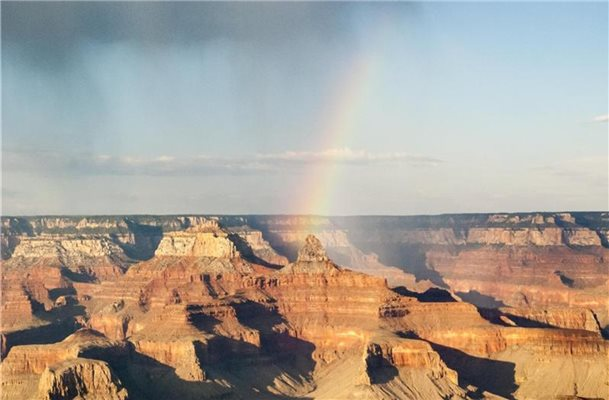 Nationalpark Grand Canyon wird 100 Jahre alt