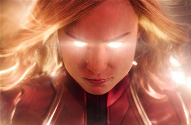 """Captain Marvel"": Superhelden-Spektakel mit Brie Larson"