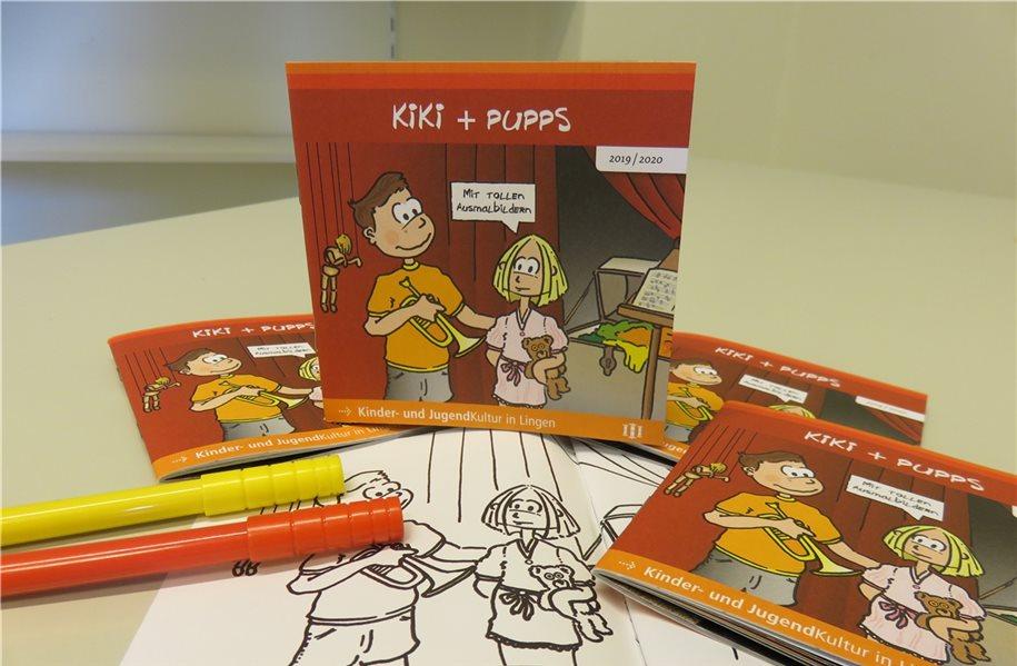 Kiki Pupps 20192020 Erstmals Als Pixi Buch