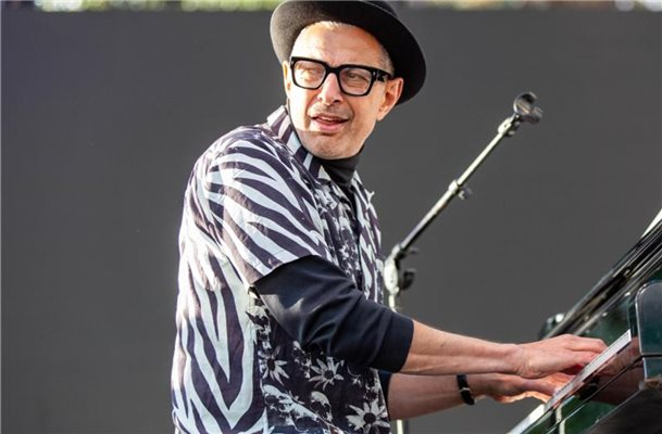 Jeff Goldblum legt als Jazz-Pianist nach