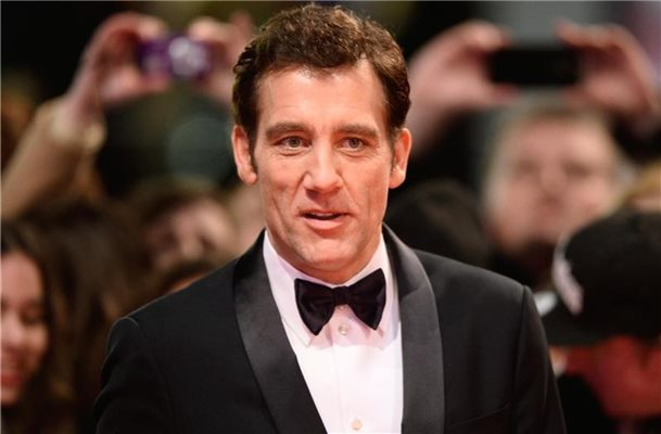 Clive Owen spielt Bill Clinton in TV-Produktion