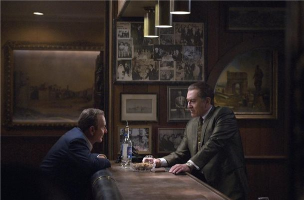 "Scorseses ""The Irishman"": Geniales Gangster-Epos"