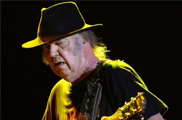 Neues Neil-Young-Album mit Crazy Horse