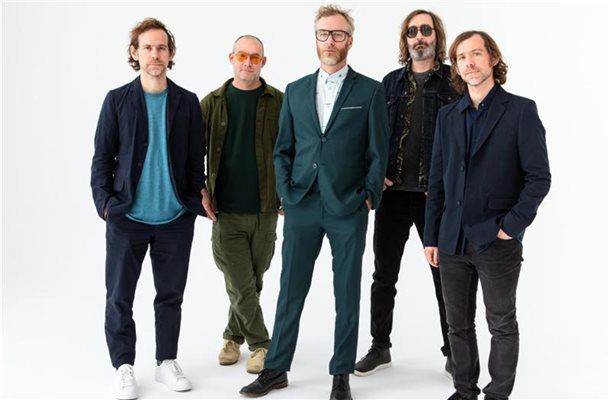The National in Experimentierlaune