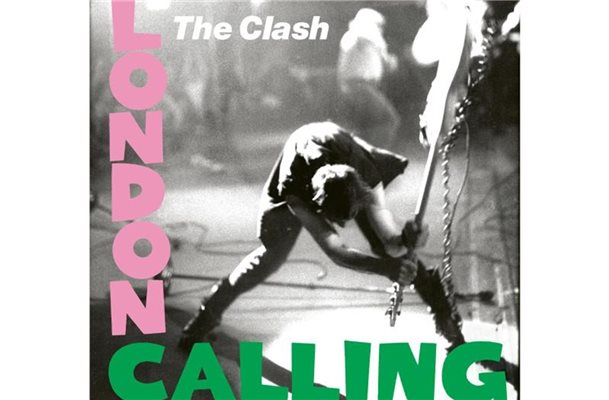 """London Calling"" von The Clash wird 40"