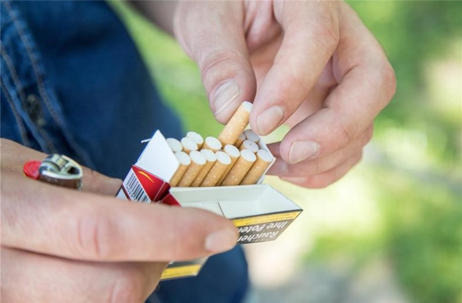 Ohne nennenswerte Entzugserscheinungen zum Nichtraucher*