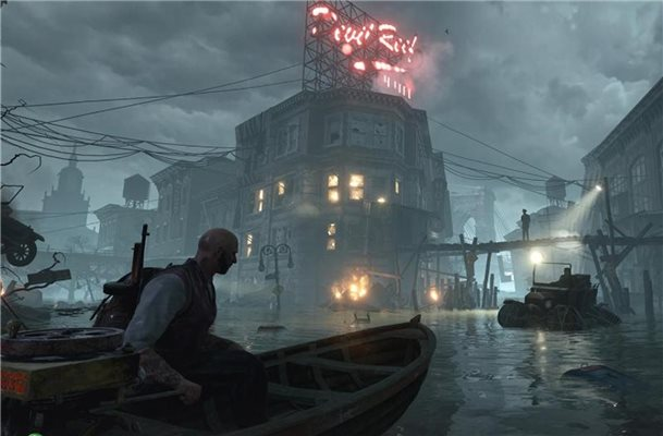 """The Sinking City"" fordert jeden Ermittler heraus"