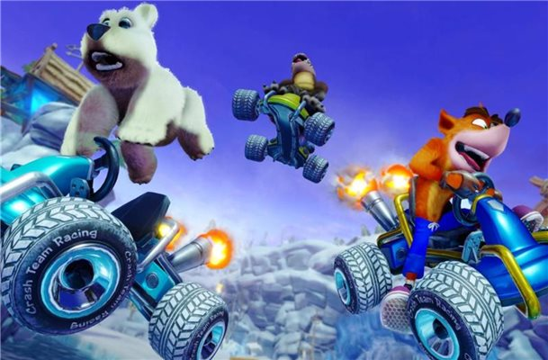 """Crash Team Racing Nitro-Fueled"" startet neue Driftorgie"