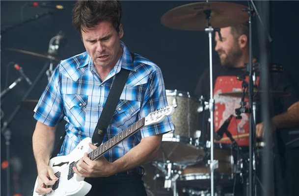 "Neues Album von Jimmy Eat World: ""Danke, Taylor Swift!"""