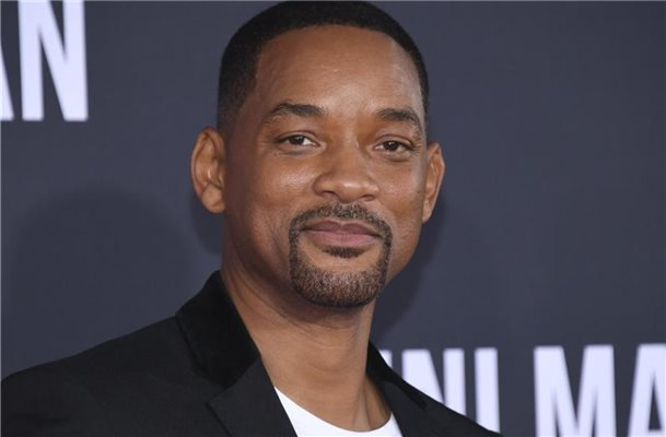 Hollywood-Star Will Smith hat seine Karriere als Rapper begonnen. Foto: Phil Mccarten/Invision/AP/dpa