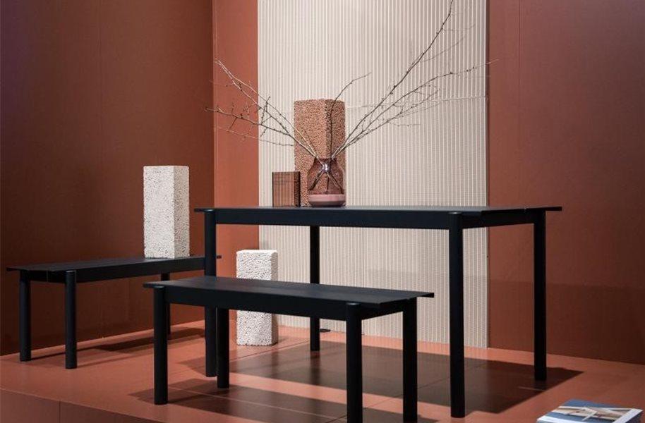 Minimalismus und schlichtes Möbeldesign gefragt