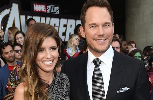 Chris Pratt heiratet Katherine Schwarzenegger