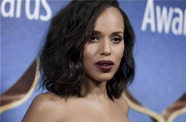 "Kerry Washington ist bei ""The Prom"" dabei. Foto: Richard Shotwell/AP/dpa"