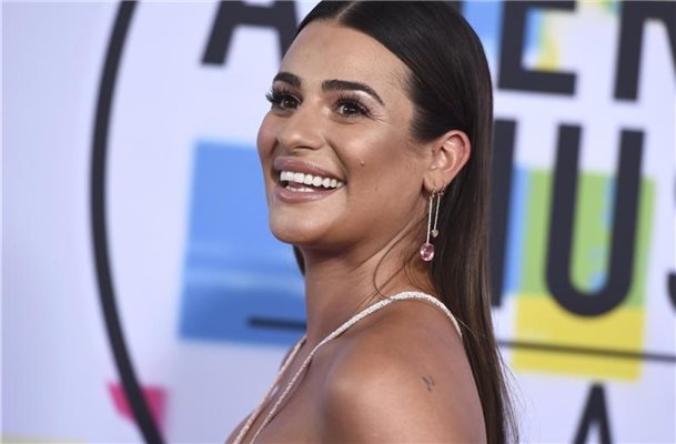 """Glee""-Star Lea Michele hat geheiratet"