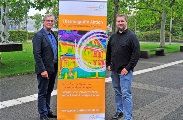 Informationsveranstaltung zur Thermografieaktion in Rheine