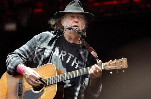 """Colorado"": Neil Young & Crazy Horse auf Öko-Mission"