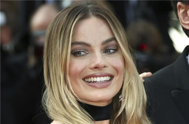 Margot Robbie beim Filmfestival in Cannes. Foto: Joel C Ryan/Invision