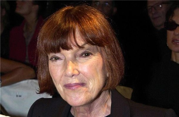 Mary Quant - die Mutter des Minirocks wird 85