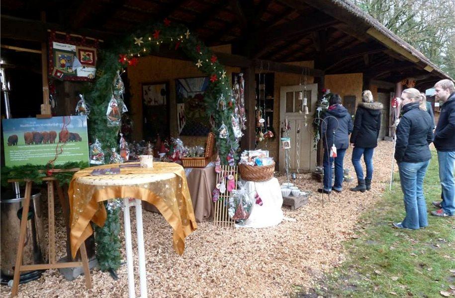 Weihnachtsmarkt Bad Bentheim.Weihnachtsmarkt In Wielen
