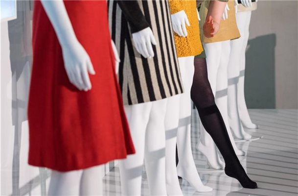 Energie, Flair, Rebellion: Mary Quants Mode in London