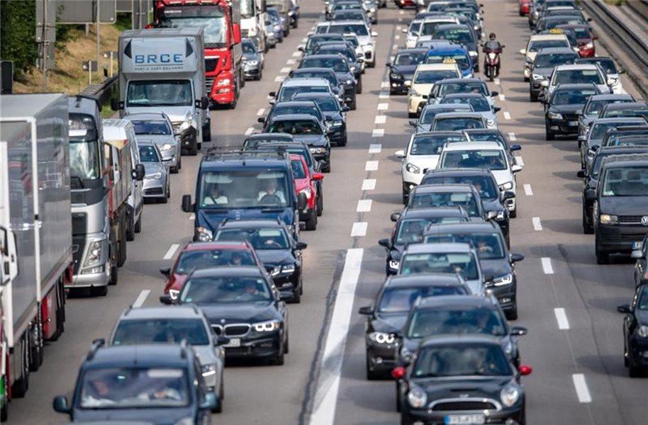 Verkehr Autobahnen