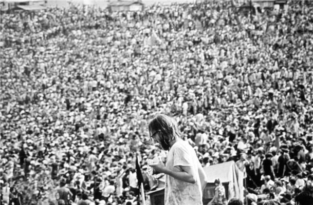 Love and Peace: 50 Jahre Woodstock