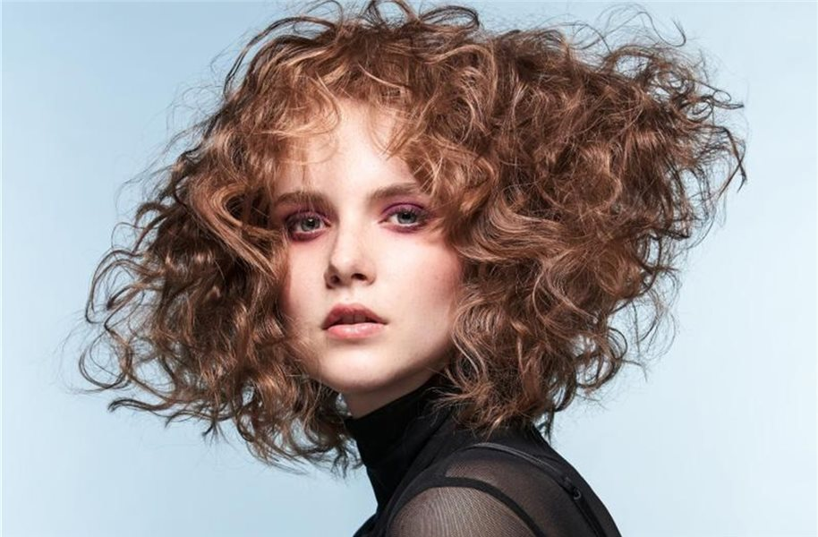 Frisuren 2020 lang locken