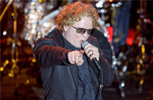 "Ein Statement: ""Blue Eyed Soul"" von Simply Red"