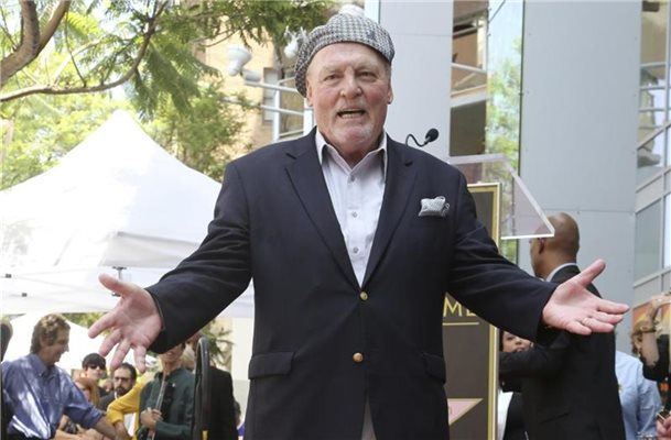 TV-Star Stacy Keach mit Hollywood-Stern geehrt