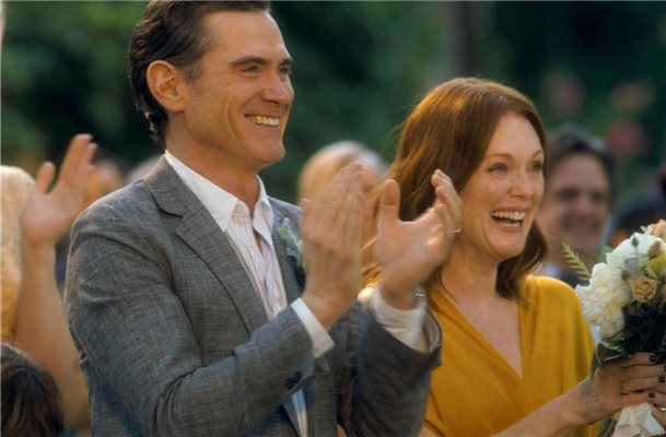 "Julianne Moore und Michelle Williams in ""After the Wedding"""