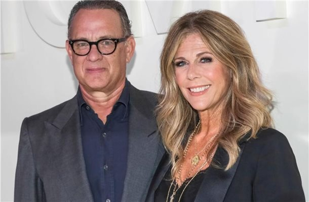 Tom Hanks und Rita Wilson 2018 auf der New York Fashion Week. Foto: Brent N. Clarke/Invision/AP/dpa