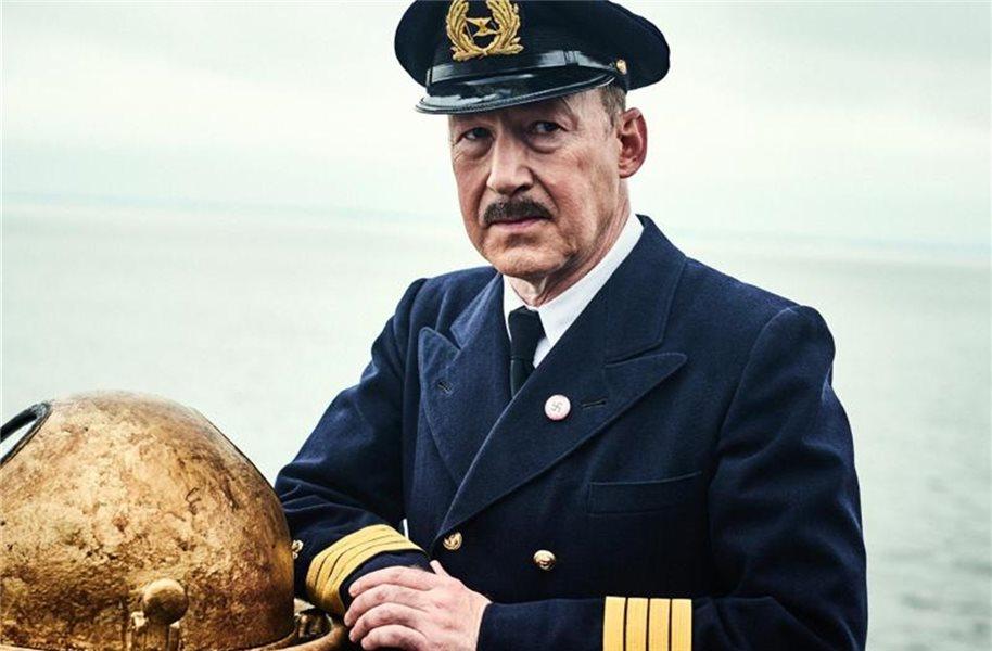 Gustav Schröder Kapitän