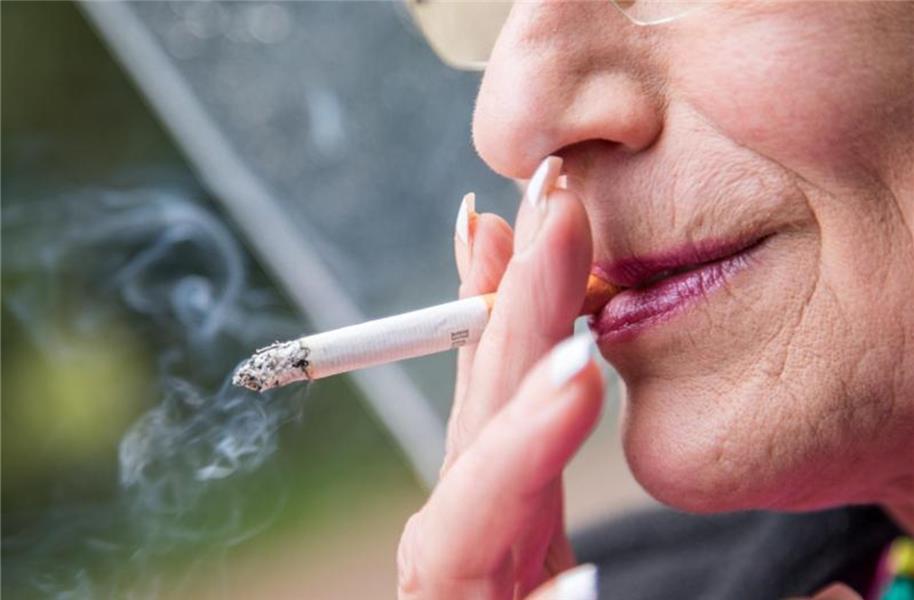 Mochte morgen mit dem rauchen aufhoren